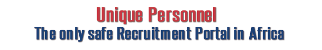 The safest recruitment portal in africa
