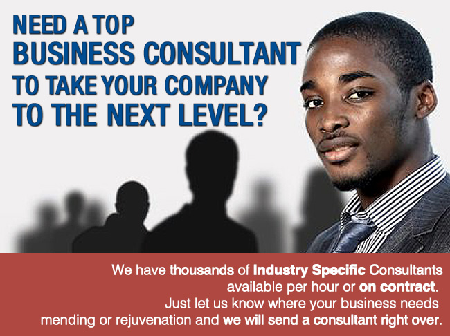 Need a top consultant?