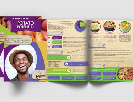 brochure feature