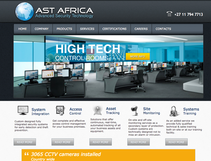 website feature
